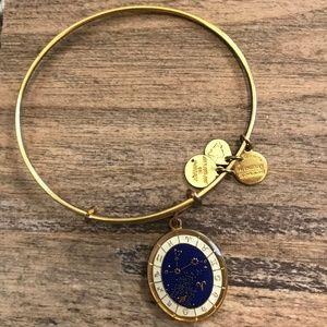 Aries Constellation Gold Alex & Ani Bracelet